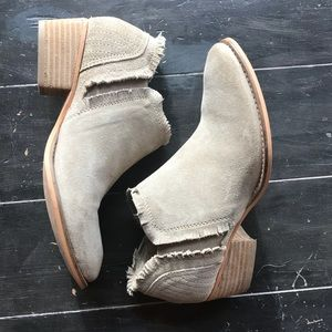 New women's booties leather